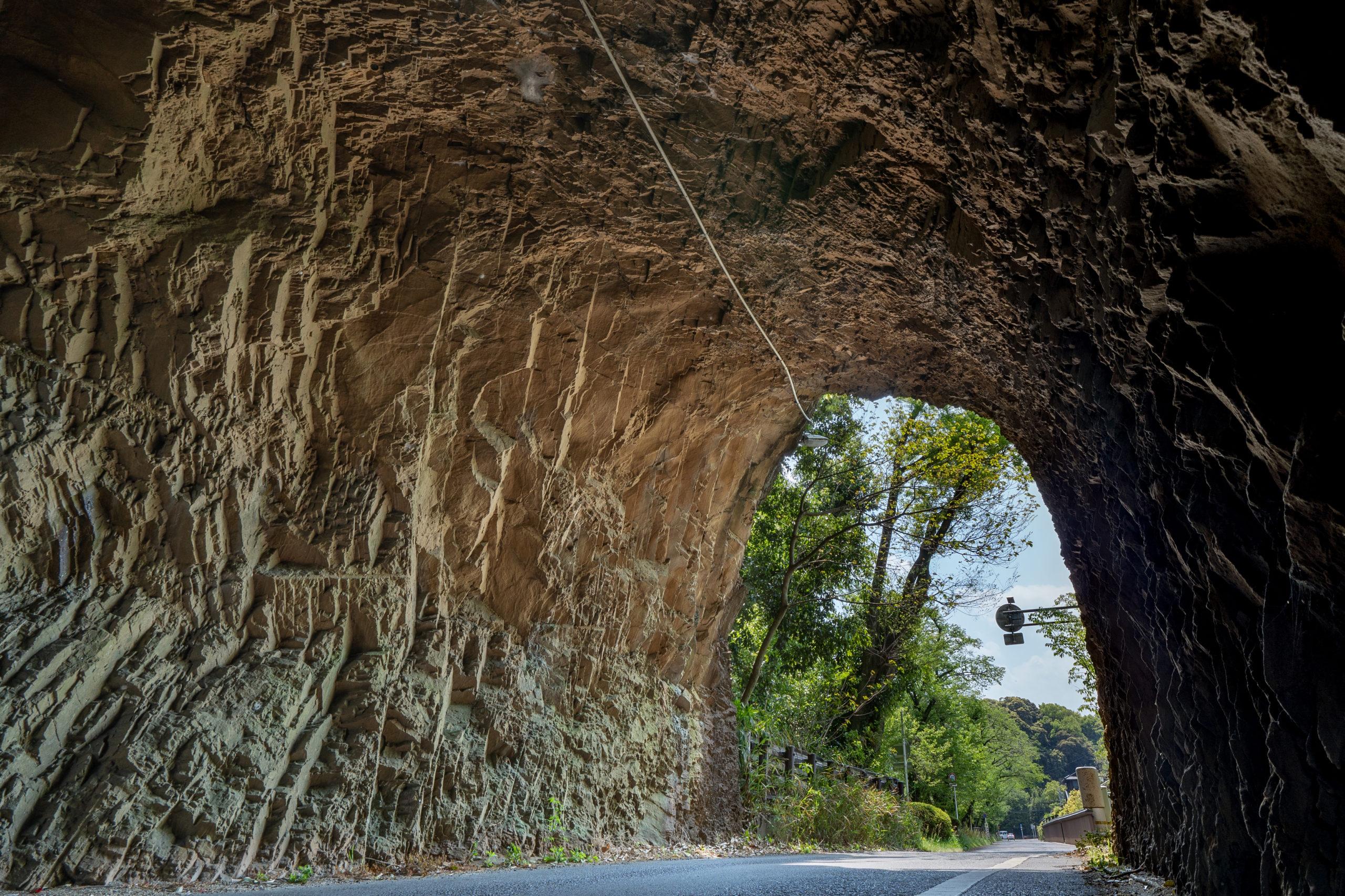 城下隧道(しろしたずいどう)内部より後日撮影&RAW現像し直し