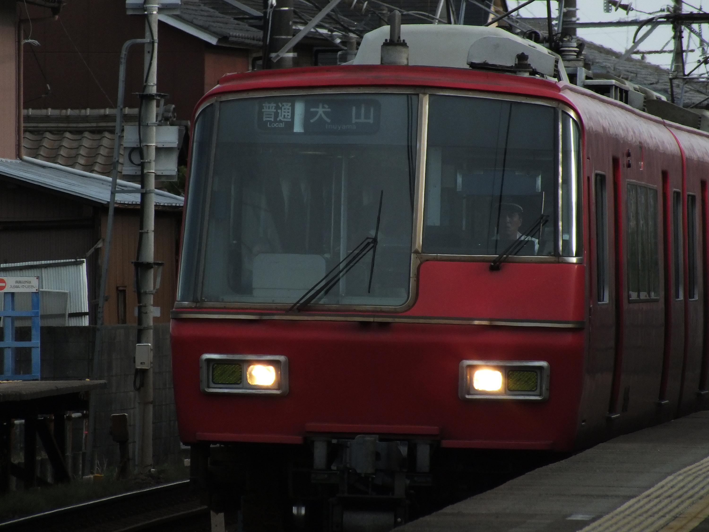 Iさん鉄道1