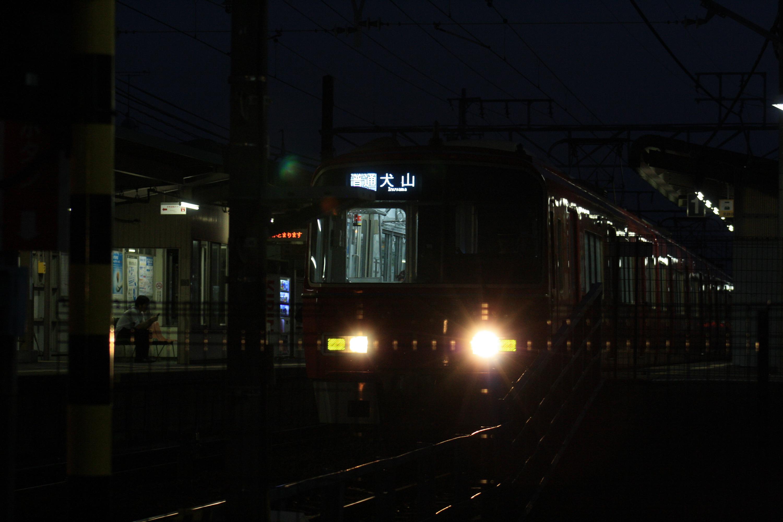 Yさん鉄道1