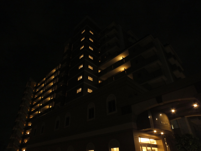 Iさん夜景1