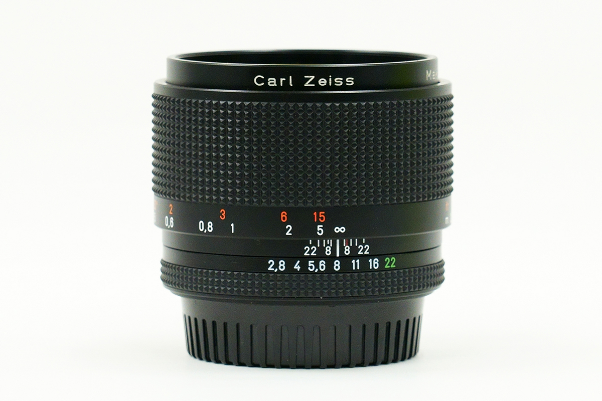 Carl Zeiss Makro-Planar T* 2.8/60 C MMJ
