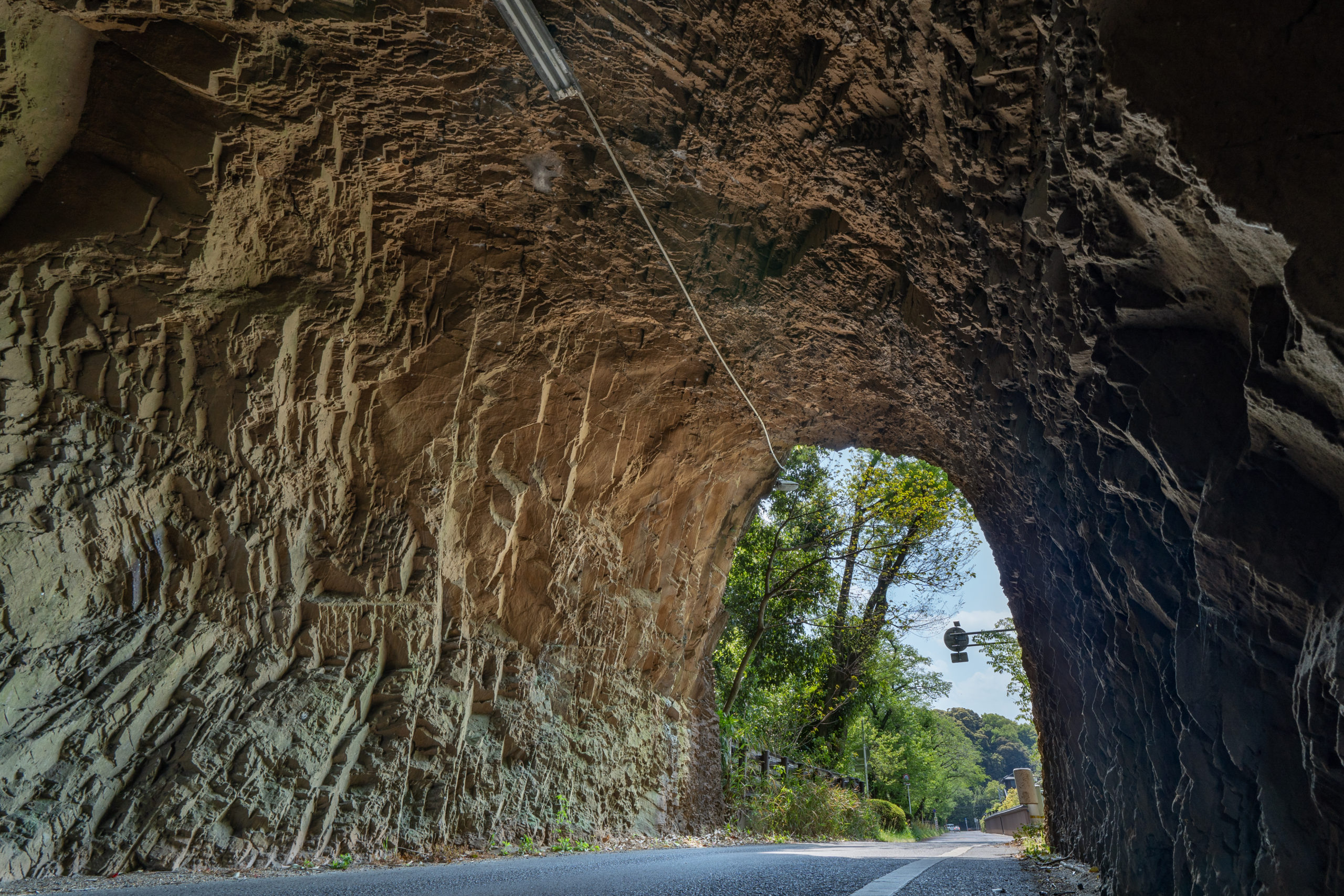 犬山城下隧道(いぬやましろしたすいどう)