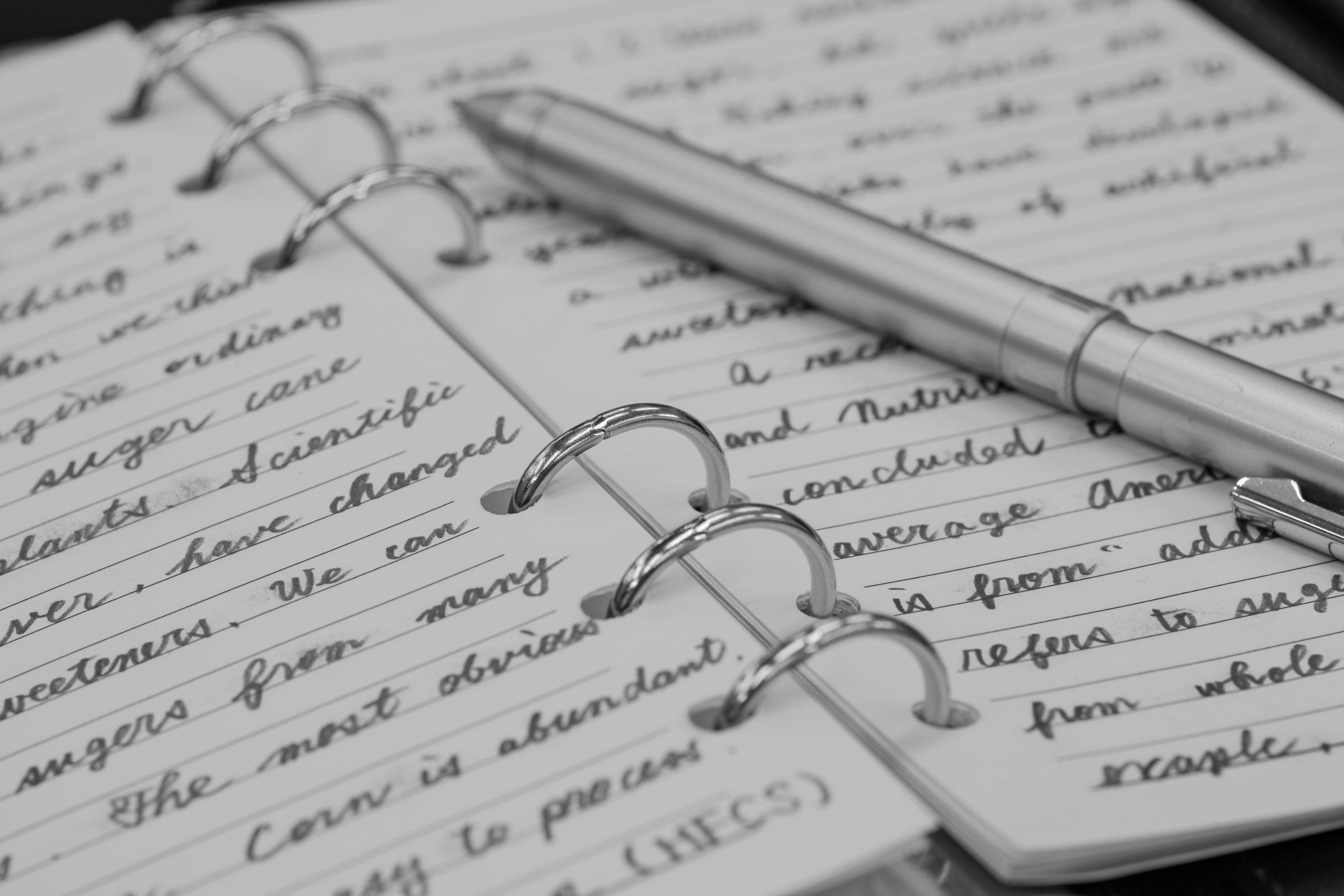 Finished writing 2