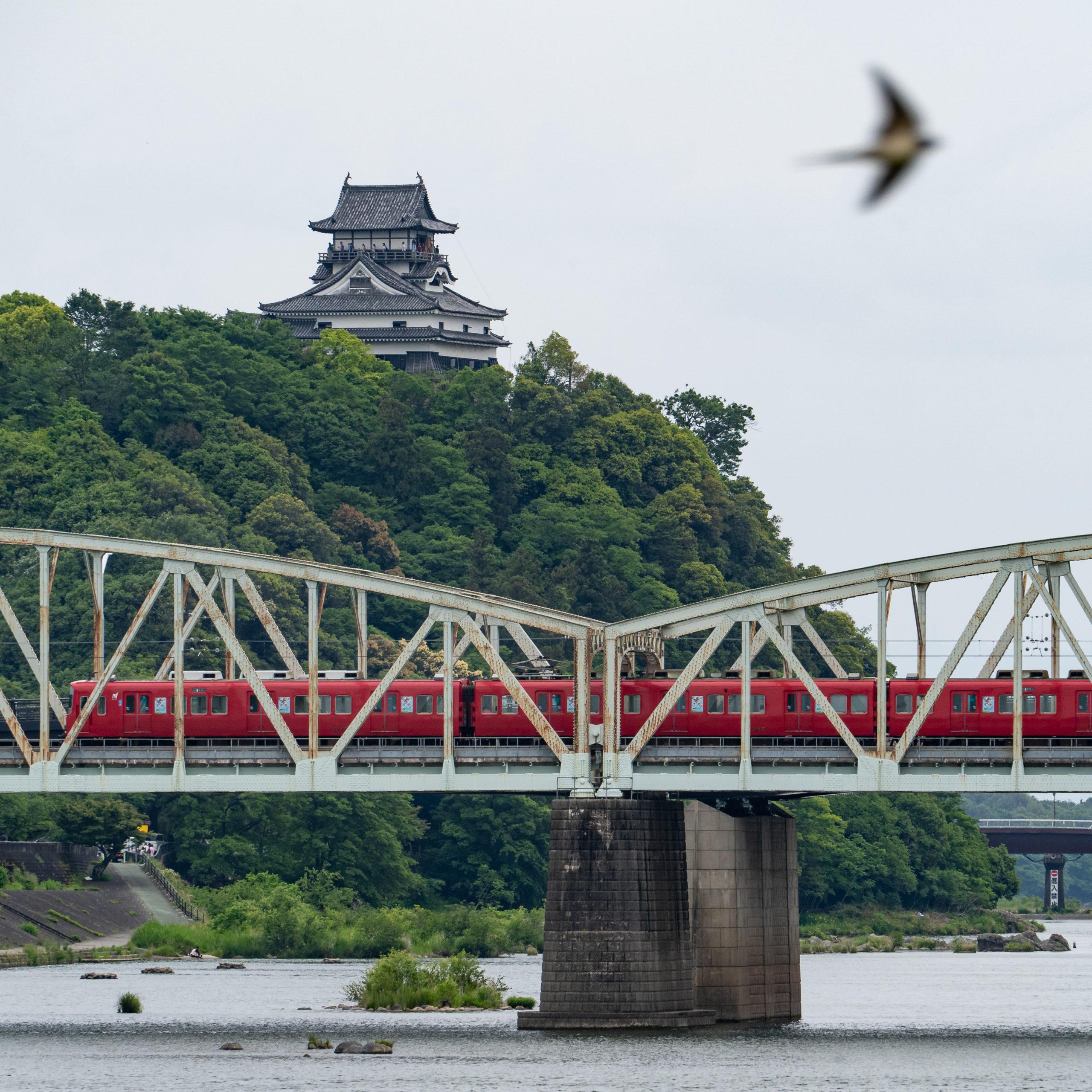 名古屋鉄道と国宝犬山城調整後