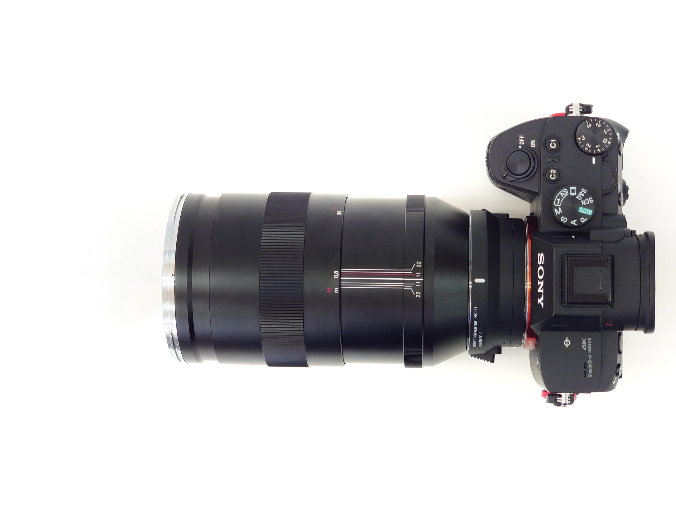 α7ⅢとApo-Sonnar02