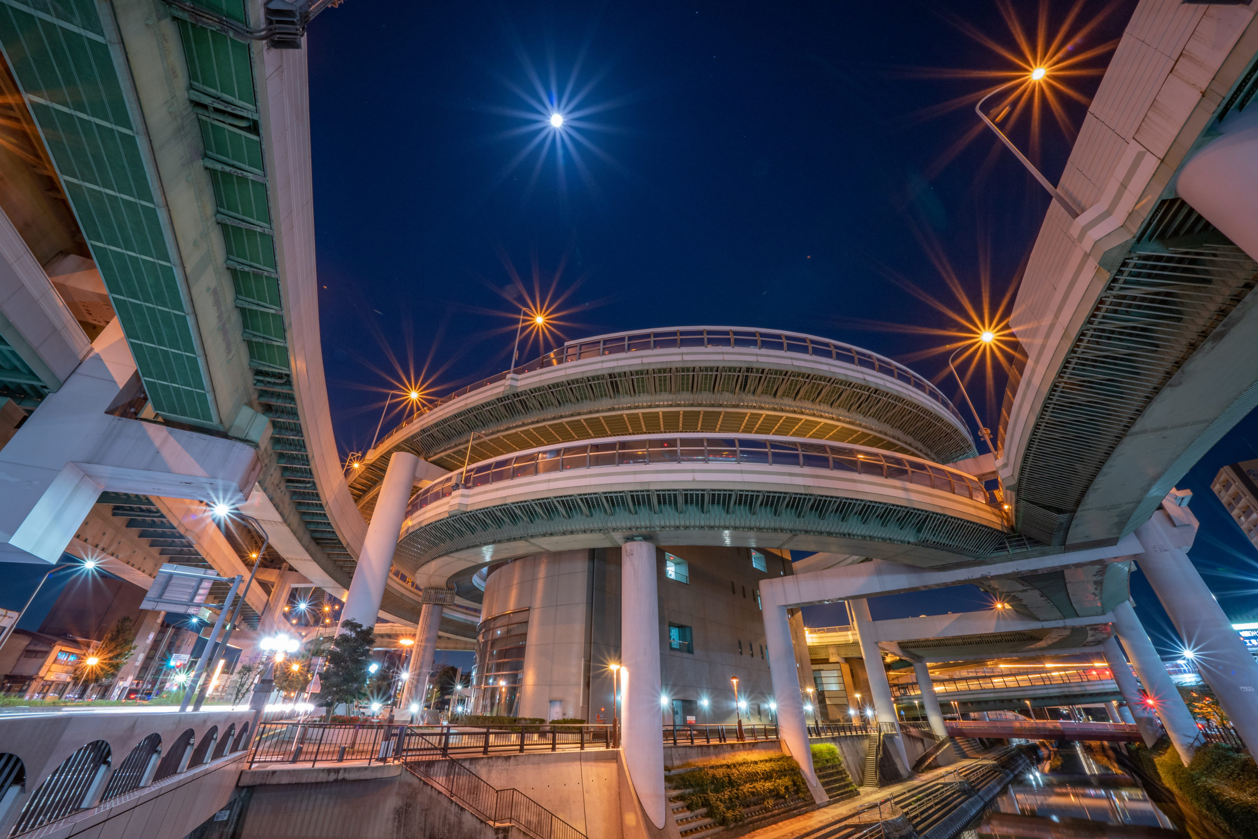 Kurokawa-interchange